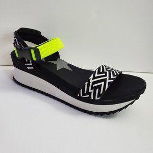 Dirty Laundry Platform Sandals